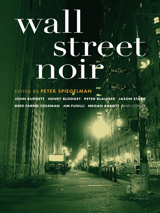 Wall Street Noir (eBook)